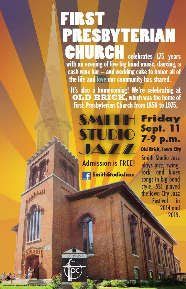 Poster for Smith Studio Jazz